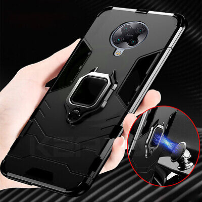 AU4.97 • Buy For Xiaomi POCO F2 Pro Shockproof Fashion Armor Case Magnetic Ring Holder Cover