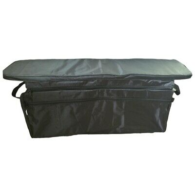£27.96 • Buy Canoe Inflatable Boat Seat Storage Bag With Padded Seat Cushion M5L3