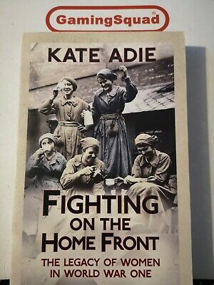 £6.20 • Buy Fighting On The Home Front, Kate Adie PB Book, Supplied By Gaming Squad