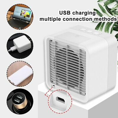 AU27.65 • Buy Portable Mini AC Air Conditioner Personal Unit Cooling Fan Humidifier PurifierSP