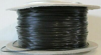 BLACK Model Railway Layout Point Wire Roll 7/0.2mm 1.4A PICK YOUR OWN LENGTH • 4.39£