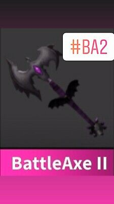 $ CDN9.50 • Buy Murder Mystery 2 (MM2) BattleAxe 2 Godly *Quick Delivery!* Check My Other Items