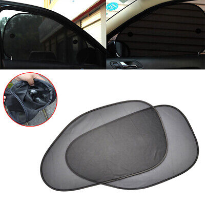 $ CDN5.31 • Buy 2X Auto Car Side Rear Window Sun Shade Cover Shield Sunshade UV Protection Parts