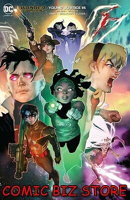 Young Justice #15 (2020) 1st Printing Caldwell Variantcover Dc Comics • 3.55£
