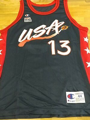 Authentic Rare 1994 Team USA Shaquille O'neal Jersey Number  44. • 75£