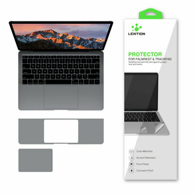 $9.39 • Buy LENTION Palm Rest Skin Trackpad Protector Cover For 2020 MacBook Air 13 Gray