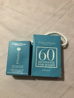 Crabtree And Evelyn La Source 60 Second Fix For Hands And Soap • 22.99£