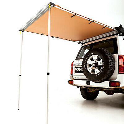 AU99 • Buy Kings 1.4mx2m Car Shade Awning Camping 4x4 4WD Roof Rack Top Cover Tent Outdoor