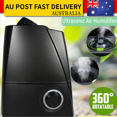 AU45.98 • Buy 5.8L Large Humidifiers Essential Air Oil Aroma Diffuser Ultrasonic Aromatherapy