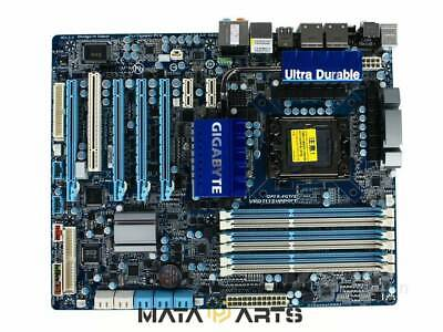 $ CDN125.72 • Buy Gigabyte GA-X58A-UD3R DDR3 ATX Motherboard LGA 1366 Intel X58 SATA3.0 Tested