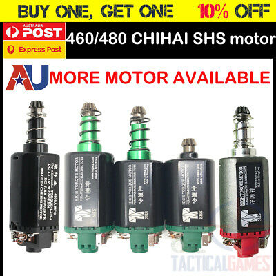 AU40.80 • Buy Upgrade 11.1V SHS 480 460 High Speed Motor Gel Blaster For Gen 8 9 10 HK416 V2.0