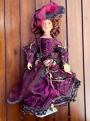 $ CDN31.35 • Buy Victorian Porcelain Doll-Limited Edition Collectible Dolls New