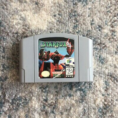 $ CDN35 • Buy Star Fox 64 (Nintendo 64, N64, 1997) Authentic, Tested (Loose) - Great Condition