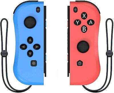 $36.99 • Buy For Nintendo Switch Joy-Con (L/R) Wireless Bluetooth Remotes Controllers Set New