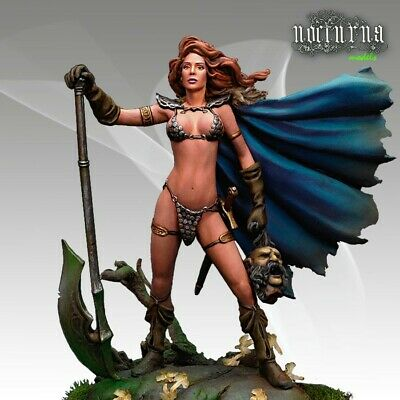 Nocturna Heroes The Huntress 54mm Unpainted Resin Figure Kit • 23.99£