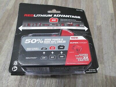 $ CDN127.12 • Buy Milwaukee 48-11-1880 M18 XC8.0 Red Lithium High Output Battery Sealed New
