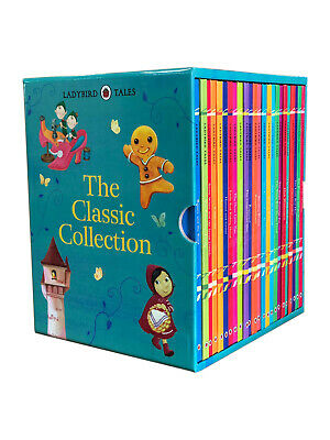 £30.68 • Buy Ladybird Tales Classic Collection 24 Books Box Set Childrens Book Pack