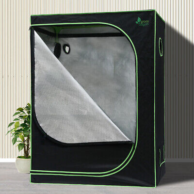 AU129.90 • Buy Greenfingers Grow Tent 120 X 60 X 150cm Hydroponics Indoor Kit Grow System