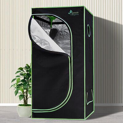 AU80.90 • Buy Greenfingers Grow Tent 60x60x140cm Hydroponic Kits Indoor Grow System Plant