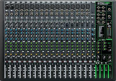 $629.99 • Buy Mackie ProFX22v3 22-channel Mixer With USB And Effects (ProFX22v3d1)