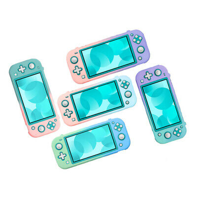 AU24.76 • Buy Colorful Hard Shell Shockproof Case Protective Cover AU For Nintendo Switch Lite