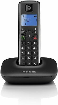 Motorola T401+ Single Dect Phone Digital Cordless Telephone With Call Blocking  • 21.99£