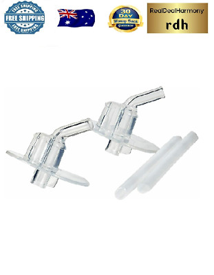 AU10.74 • Buy Thermos FUNtainer Mouthpiece And Straw Set, Clear, F401RP