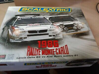 Scalextric C3480a Limited Edition  Rallye Monte-carlo  Brand New Very Rare • 250£