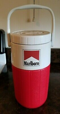 $9.99 • Buy Vintage Coleman Marlboro One Gallon Water Jug- February 1991- New Condition!