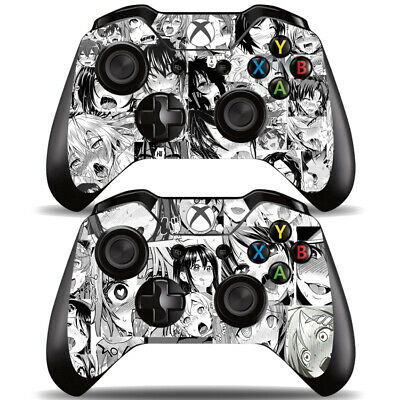 $9.90 • Buy Xbox One Controllers Remote Ahegao Funny Girls Anime Vinyl Skin Decals Stickers