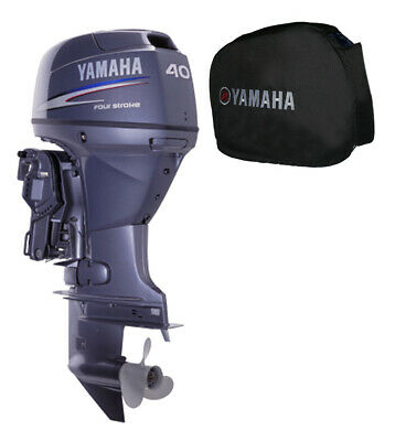 AU109.71 • Buy Yamaha F40 BETL (BETS) Outboard Motors Cowling Protect Vented Cover