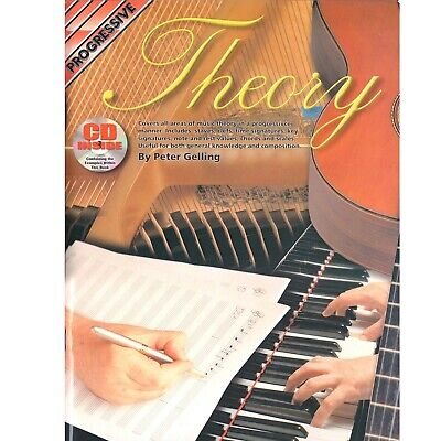 Digital Piano - Electric Piano - Keyboard Beginner Theory Book • 17.86£
