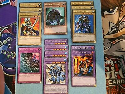 YUGIOH RARE Cards Bundle ALL CARDS AS PICTURED ALL RARE CARDS • 3.50£