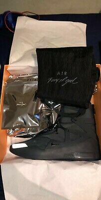 $475 • Buy Nike Air Fear Of God Triple Black Size 11 BRAND NEW. MESSAGE ME FOR MORE PICS