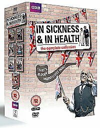 £29.99 • Buy IN SICKNESS & AND IN HEALTH Alf Garnett - The Complete TV Series 1-6 DVD NEW
