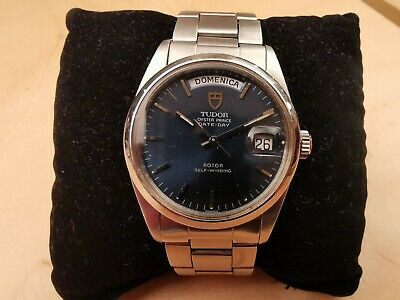 $ CDN4753.74 • Buy Authentic Vintage Tudor By Rolex Oyster Prince Day Date Wrist Watch Swiss Made