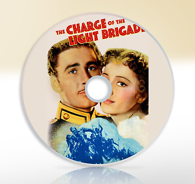 The Charge Of The Light Brigade (1936) DVD Classic Action Movie Film Errol Flynn • 2.65£