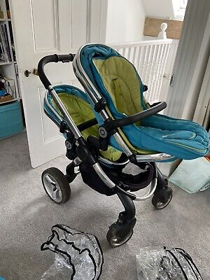 ICandy Peach Sweet Pea Double Stroller • 230£