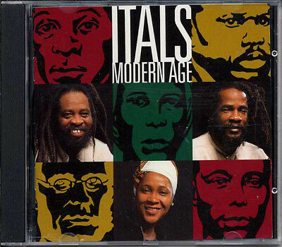 £11.49 • Buy MUSIC CD  Reggae Roots Itals Modern Age In A Dis Ya Time Culture Sealed Album