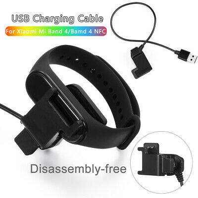 $5.73 • Buy Adapter USB Xiaomi Mi Band 4 Disassembly Free Charging Cable Smart Band Charger