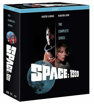 $79.99 • Buy Space:1999 The Complete Series Blu Ray New