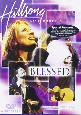 $11.17 • Buy Hillsong: Blessed DVD (2010) Cert E
