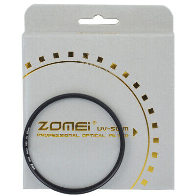 ZOMEI 52mm Ultra-Violet UV Filter Lens Protector For Canon Nikon Sony Camera • 4.99£