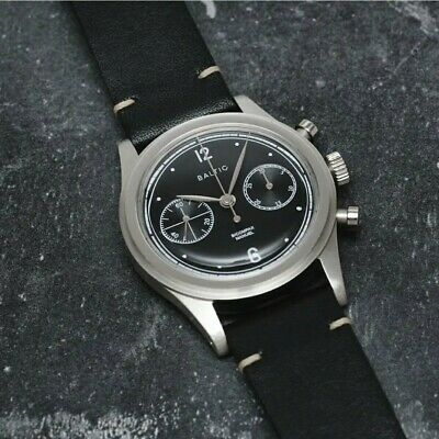 $ CDN810.66 • Buy Baltic Watch - Bicompax Chronograph Vintage Style