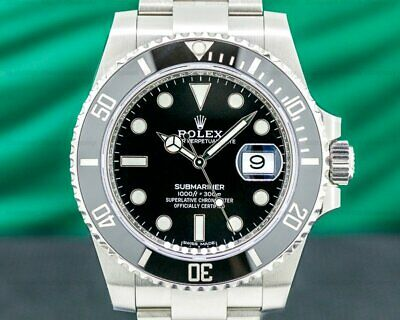 $ CDN17569.81 • Buy Rolex 116610LN Submariner 116610 LN Ceramic SS 2019 UNWORN WITH BOX AND PAPERS!