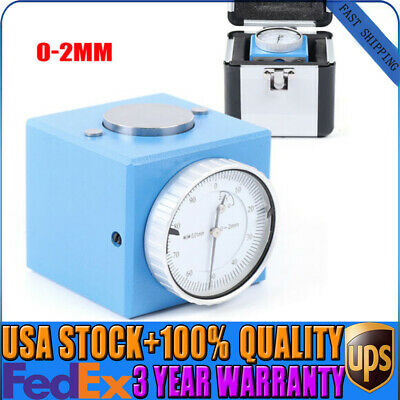 $75.02 • Buy Magnetic Z Axis Tool Dial Pre Setter 2+-0.01mm Gage Offset CNC Metric Range +Box
