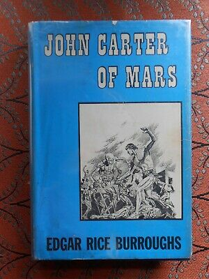 $98.50 • Buy JOHN CARTER OF MARS, EDGAR RICE BURROUGHS, REED CRANDALL, First Ed. See Notes