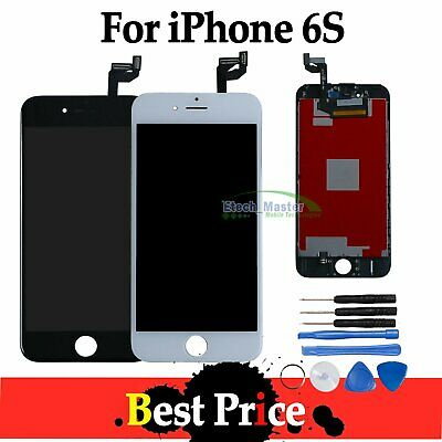 AU24.33 • Buy For IPhone 6S LCD Screen 3D Touch Retina Digitizer Display Replacement Assembly