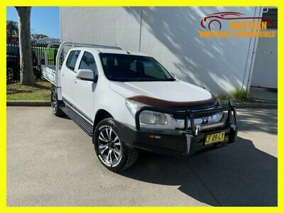 AU23990 • Buy 2015 Holden Colorado White Automatic A Utility