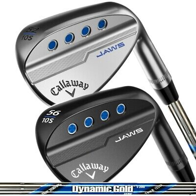 $139.99 • Buy New 2020 Callaway Mack Daddy 5 JAWS S Grind Wedges - Choose Loft And Color - MD5